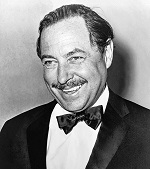 Tennessee Williams From LOC via Wikimedia Commons
